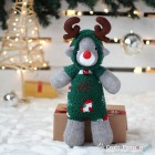 Gift Sock Reindeer