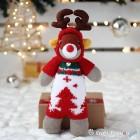 Pinetree Sock Reindeer