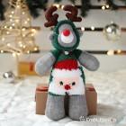 Claus Sock Reindeer