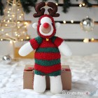 Gred Sock Reindeer