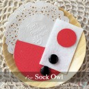 Sock Owl Kit - Free Gift With Purchase