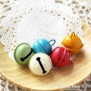 "Jingle Bell, 1"" - Random Color [2 pcs / pack]"