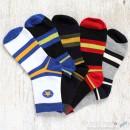 Superhero Theme Cotton Socks - 5 Colors