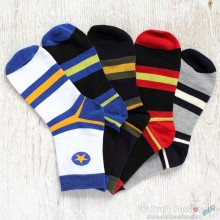 Superhero Theme Cotton Socks - 5 Colors