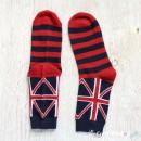 United Kingdom Flag Wool Socks