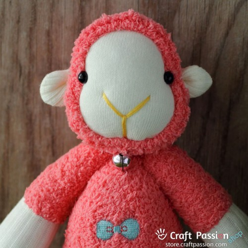 MeiMei-Yang Sock Sheep