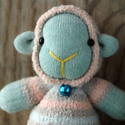 LanYang-Yang Sock Sheep