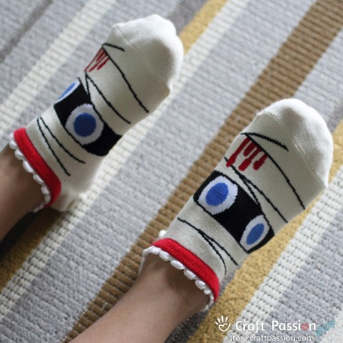 Mummy Cotton Ankle Socks