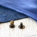 Button Studs - 6mm (4 sets)