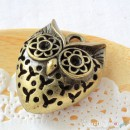 Owl Charm G - medium