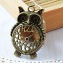 Owl Charm O - large