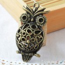 Owl Charm P - large
