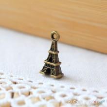 Eiffel Tower Charm A - small [ 2 pcs / pack ]