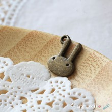 Bunny Charm A - small [ 5 pcs / pack ]