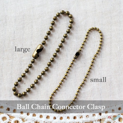 Keychain - Ball Chain , 1 pack