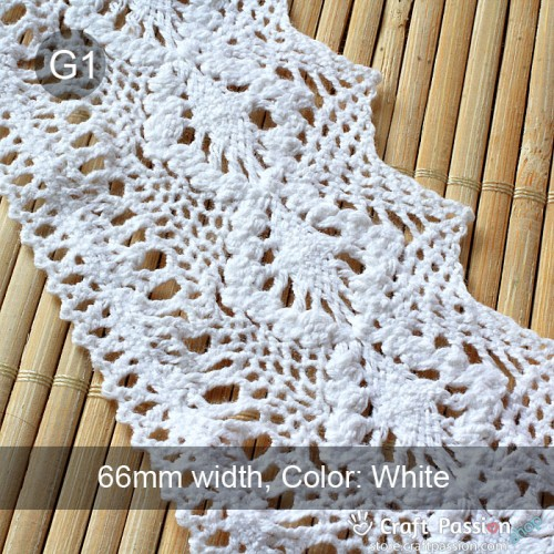 Lace Trim G - 1 meter