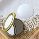 Compact Pocket Mirror Case - 1 set