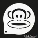 Cake Stencil - Monkey