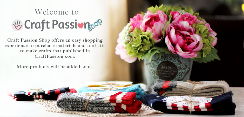 Welcome to Craft Passion Shop